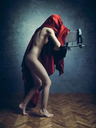 The Nude Photographer II by idaniphotography