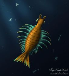 The Cambrian Giant by Eurwentala