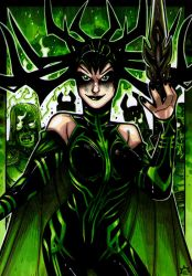 Hela by NicolasRGiacondino