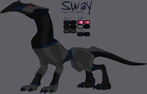 Sway: Character Sheet by Alexis101