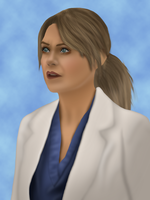 Meredith Grey by GetLostGames