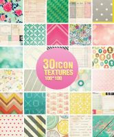 30 Icon textures - 1808 by Missesglass