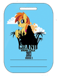 Grand Brony Gala Badge by izze-bee