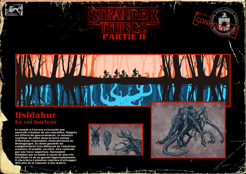 Stranger Things Concept 03 by Popuche