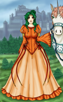 SS: Princess Elincia by LadyNoise