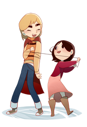 brother sister by kyutover