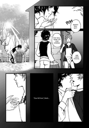 Somnus BL comic: Page 1 by elypsiaproject