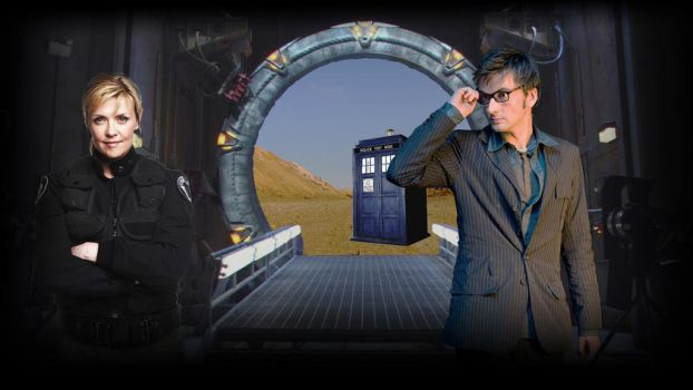 Stargate/Dr.Who by Lord-Gale