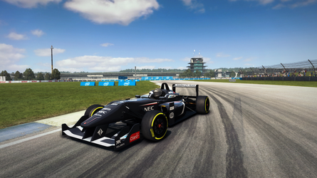 Sauber F1 Team Livery for Dallara F312 by NG-yopyop