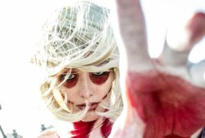 Female Titan (Andrei Guiamoy Photography 2) by Hollitaima
