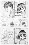 Sailor Moon - Mini Doujinshi by TheKissingHand