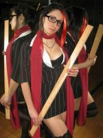 Headmistress Fiora Cosplay League of Legends by MorganaCosplay