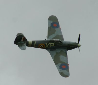 hawker hurricane 3 MK2B by Sceptre63