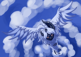 Absol: Dark Prince by NoviLunar