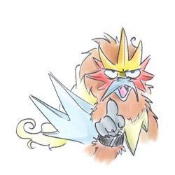 Entei by vaporotem