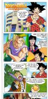 Dragonball Live Action - Comic by Neokoi