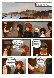In His Shadow  - Page One by AnimeInMyPocket