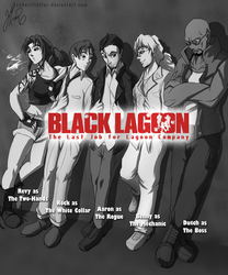 Black Lagoon: The Last Job for Lagoon Company by WFTC141