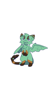 [Closed] Dragon Adoptable 15 points, custom for 20 by Adelgirl