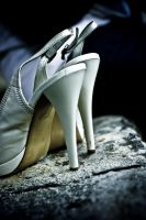 high heels by CheapMadness
