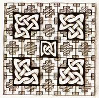 keltic knotwork 1 by liebeSuse