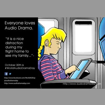 Everyone Loves Audio Drama -Girl on Plane by Mattleong13