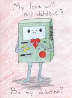My Love Will Not Delete by Miss-Whoa-Back-Off