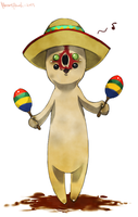 SCP-173-J by Retortpouch-2015