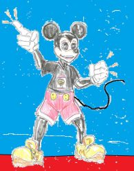 Mickey Mouse by theaven