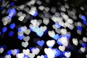 Bokeh Goodness: I heart you by Johvic