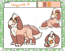 Honeysuckle the Wyngro (Approved!) by SmallTimidBean