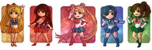Sailorstickers by Dice9633