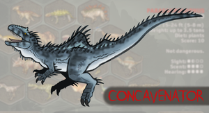 Carnivores Fan Entry by DinoHunter2