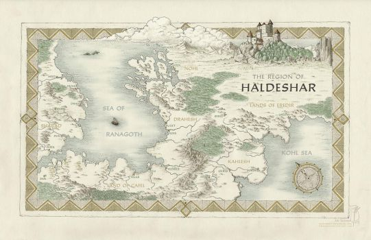 Haldeshar by SirInkman