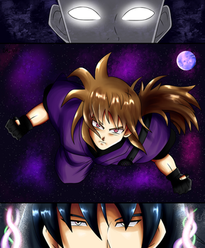 Alterer Rumiko - All 3 Forms - Paint Tool SAI by Artworx88