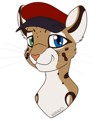 Ocelot Telegram Sticker by Nephrited