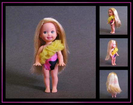 tropical shelly - custom doll (for sale) by nightwing1975