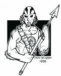 Abe Sapien Sketch by cool-slayer