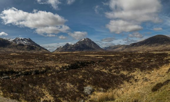 Famous GlenCoe by Thetoril