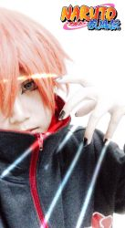 Sasori Cosplay 1 by LittleKumiko