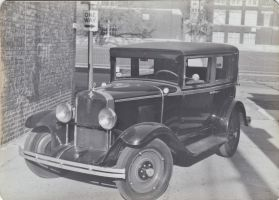 1929 Chevy by PRR8157