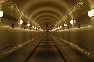 Old Elbtunnel by 99DEEPBLACK