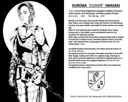 Clover Knightly bio page image by Ange10 by Trench-ADF