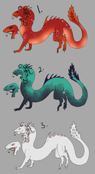 Tursas Adoptables by Tonwe