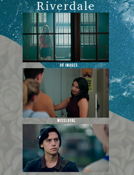 Photopack 130 - Riverdale 1x03 by MissLoyal