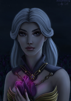 Naldela Teleyal [Request] by Alrooney