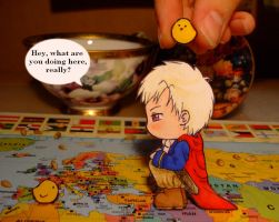 Paperchild- Prussia by Moony006