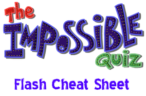the impossible quiz answers by splapp me do on deviantart
