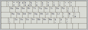Pokemon Text Keyboard by Wooded-Wolf
