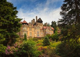 Cragside House by scotto